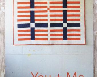 You + Me Quilt Pattern - Heather Jones - HJ003