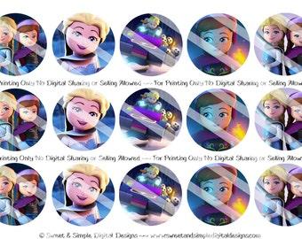 Frozen Lego Bottle Cap Images