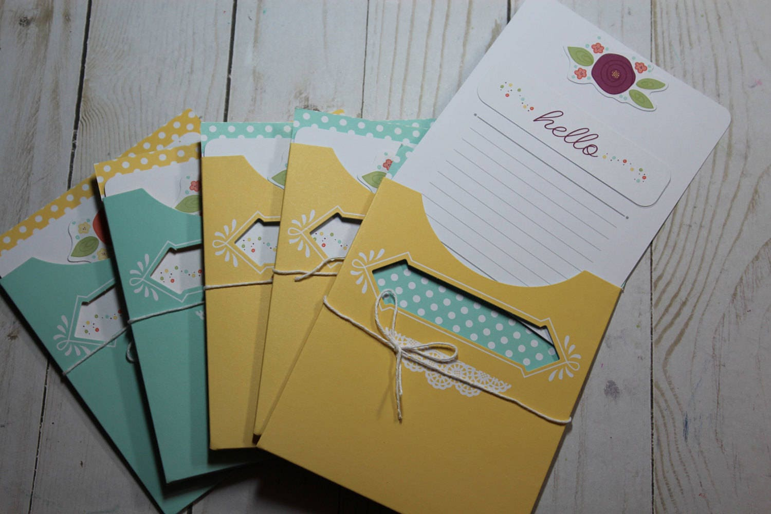 5 hello greeting cards blank inside greeting cards greeting 5 hello greeting cards blank inside greeting cards greeting card set greeting card kristyandbryce Image collections