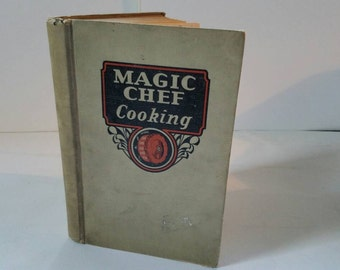 Magic Chef Cooking book
