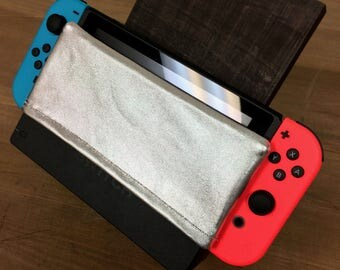 Nintendo Switch Cover Black by KikArsVintage on Etsy #1: il 340x270 ehqf