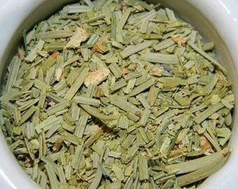 Dried Balsam fir needles, 1 lb.