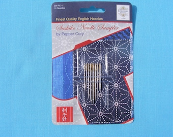 Sashiko Needle Sampler (Set of 10)