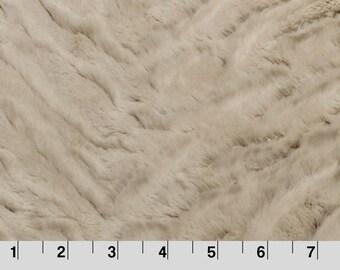Frosted Zebra Camel Shannon Fabrics