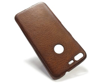 Goole Pixel and Pixel XL Italian Leather Case Classic or Washed or Aged  to use as protection Choose the DEVICE and COLORS