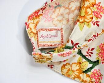 Large Square April Cornell Cotton Pillow Case Sham Floral Plaid India