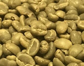 green coffee beans 2 pounds Ethiopia Yirgacheffe YirgZ Grade1