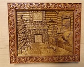 Log Cabin Decor ~ Log Hom...