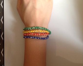 Single-knot Harry Potter Bracelet