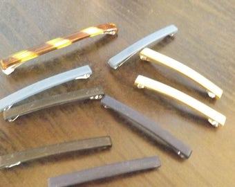 Vintage Hair Barrettes, Hair Accessories, Hair Clips, Hair Pin, Updo