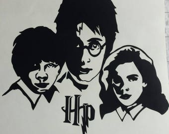 Harry Potter Group Decal