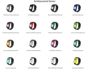 Pebble 2 watch Full Body  Wrap DECAL Sticker Skin Kit series by Stickerboy