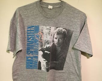 Vintage Bruce Springsteen T-shirt 80's Tunnel of Love