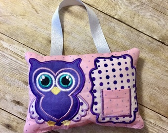 Tooth Fairy Pillow Owl