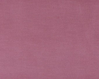 Pink Authentic Cotton Velvet Upholstery Fabric By The Yard | Pattern # A0001B