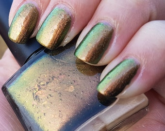 Queen Of Rio~Carnival Collection MultiChrome Unicorn Flakies 2 Sizes 6/10ML