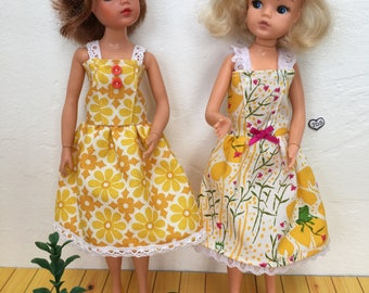 Sunny day Sindy dress. (Adult collectors)
