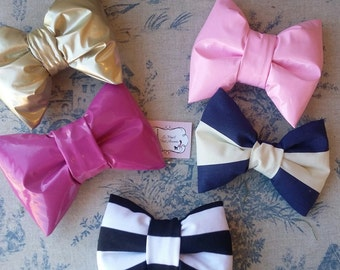 Puffy Bows girls filled  bows