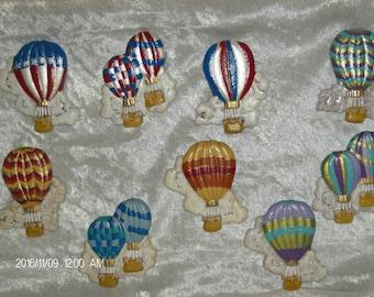 Magnets - Hot Air Balloons
