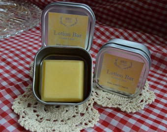 Lotion Bar - 2 ounce Square Cocoa Crazy Lotion Bar