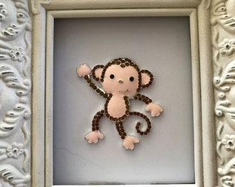 Happy Monkey Needle Minder