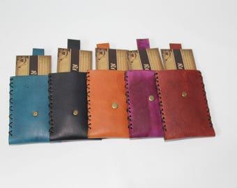 Minimalist Leather Card holder