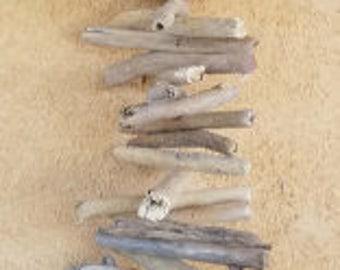Driftwood Garland, Driftwood, Driftwood Strand, Nautical Decor, Nautical, Wholesale Driftwood, Driftwood Home Decor, Driftwood Decoration