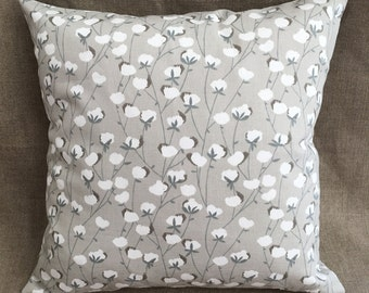 Cotton Belt Clay Pillow Case