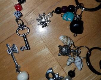 Custom frame key chains