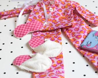 Doll Pajama Set