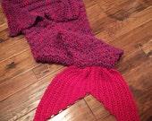 Reserved for Cait Mermaid Blanket