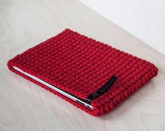 Apple iPad Sleeve/ iPad Pro Case/ Cover for iPad Pro/ iPad Pro Cover/ Tablet Sleeve/ Zipper iPad Bag/ iPad Pro Sleeve/ iPad Case Leather Tag
