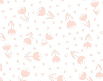 Fresh Dew - Tulip Joy White - Dear Stella (Stella-SPW728-White)