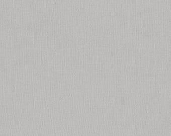 Kona® Wide in Ash - Robert Kaufman (K082-1007) - 108-inch Wide