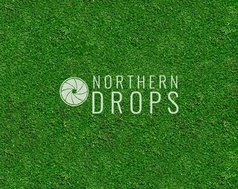 Photography Backdrop - GREEN GRASS backdrop - Green grass photo backdrop - Green grass printed background or floor - 5 sizes