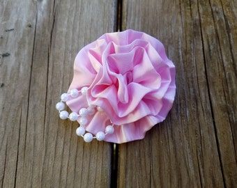 Hair Accessory, Girls Accessory, Baby Hairclip, Flower Hairclip, Spring Flower, Valentine's, Photo Prop, Girls Hairclip, Valentine Hairclip