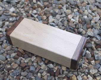 Maple, Bocote and Cherry Drawer Box
