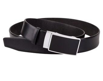 Mens belt Leather Belt Formal belt Cowhide belt Everyday belt Italian leather belt Handcrafted belt Husband gift Automatic belt Ratchet belt