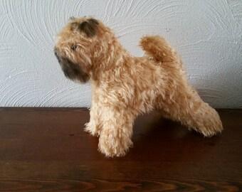 wheaten terrier pluche
