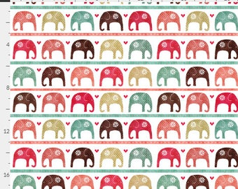 Changing Pad Cover - Elephant Parade