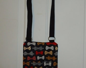 Doctor Who Bowties are Cool Crossover Purse