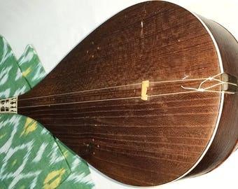 Professional national musical instrument handmade (Dutor)-0404
