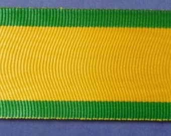 French Medal Ribbon For French WWI & WW2 Medal Militaire Bravery Medal