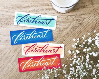 Fireheart (TOG) Bookmarks