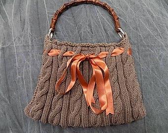 Summer Knitted Handbag
