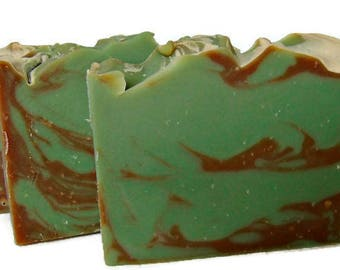 Balsam Cedar Soap, Forest Pine Scent, Soap Bar for Men, Fathers Day Gift, Mens Grooming Gift