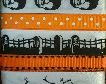 Ghosts and Goblins Ribbon Mix