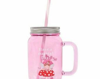 Fairy Plastic Drinking Jar