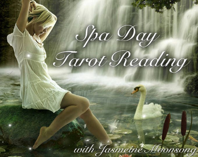 Featured listing image: Spa Day Tarot Reading