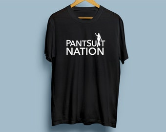 Pantsuit Nation T-shirt (Version 2) #pantsuitnation